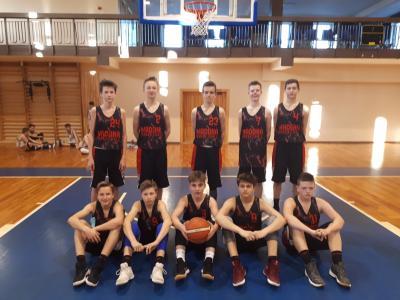 MBJSS U15 basketbolisti bez zaudējumiem.