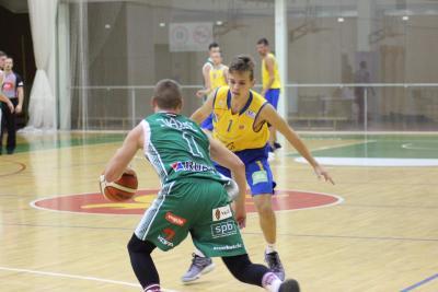 Otrs Latvijas Nacionālās U-16 vīriešu basketbola izlases kandidāts