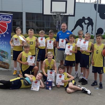 U-11 basketbolisti