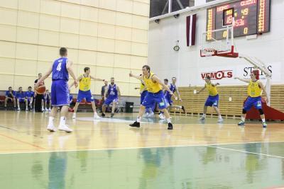 Šovakar 20.00 LBL2 spēle Madona/BJSS - VEF skola